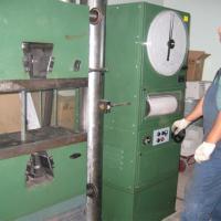 Контроль прочности арматуры на растяжение